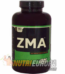 ZMA [180 CAPS] • OPTIMUM NUTRITION